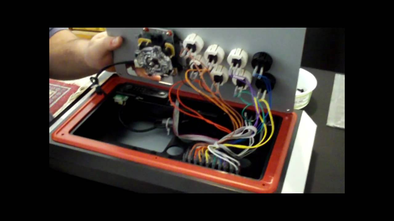Mad Catz Street Fighter Iv Te Arcade Stick Modifications