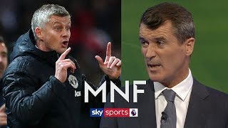 """You have to give the man a little bit of time!"" 