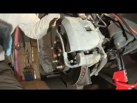 New Lexus Rx >> How to replace front brakes on lexus es 350 - YouTube