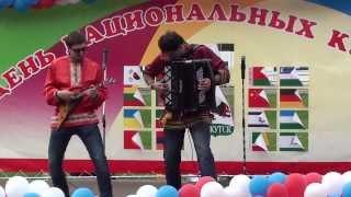 арт дуэт Мимино (Иркутск) - Попурри классической музыки