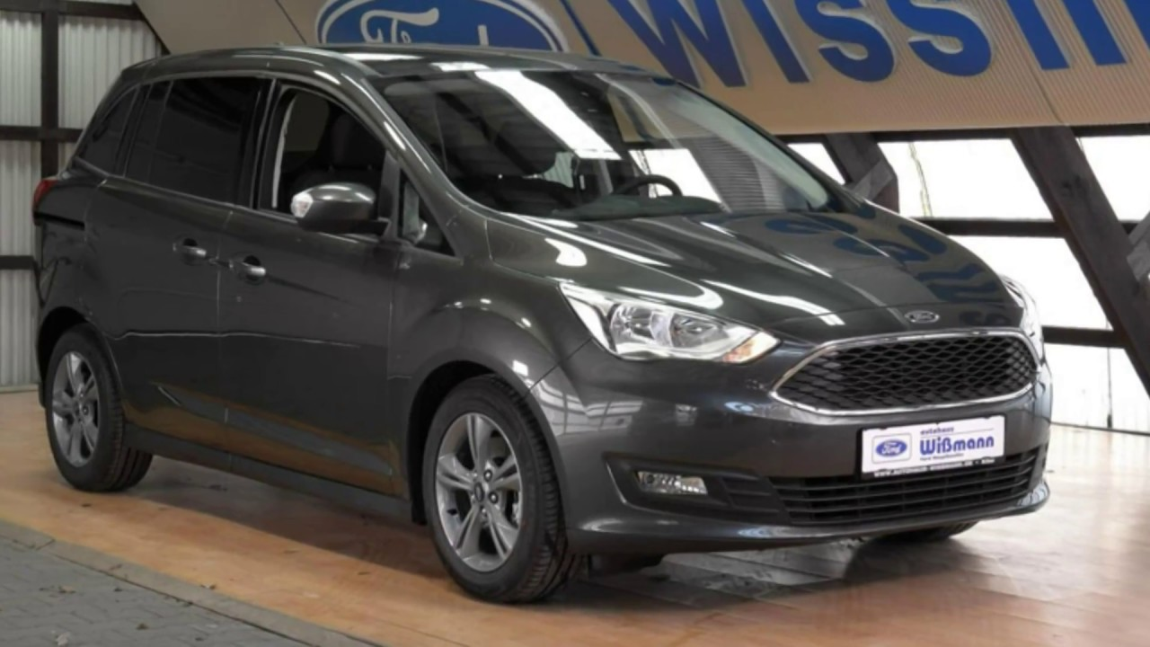 ford grand c max business edition gcewjl89553 magnetic. Black Bedroom Furniture Sets. Home Design Ideas