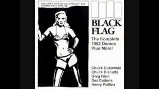 Black Flag - Nothing Left Inside/Scream