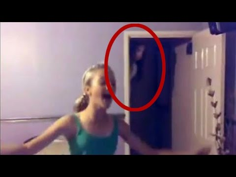 Thumbnail: SCARY VIDEO Ghost caught on tape | Scary ghost videos & real scary videos of ghost caught on tape