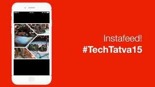 TechTatva'15 | App Launch