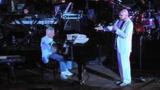 Burt Bacharach e Mario Biondi (Live) - Taormina 12/07/2011