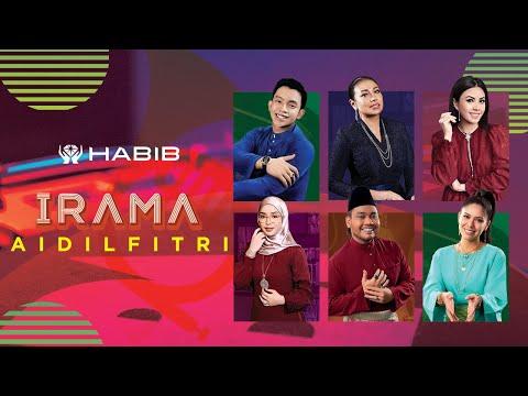 Смотреть клип Awi Rafael, Ning Baizura, Tiz Zaqyah, Ismail Izzani, Bunga Isme, Julia Farhana - Irama Aidilfitri