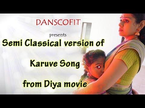 Karuve song | Diya | dance cover | Sai...
