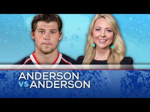 Ice Chips-  Meet Blue Jackets' Josh Anderson