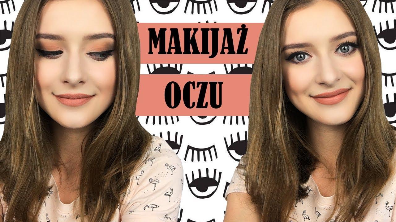 Jak Poprawnie Wykonać Makijaż Oczu Makijaż Oka Krok Po Kroku