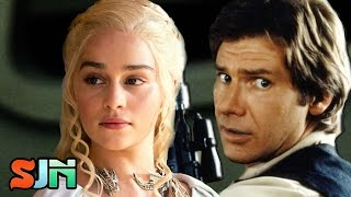 Han Solo Star Wars Movie Adds Game of Thrones' Emilia Clarke