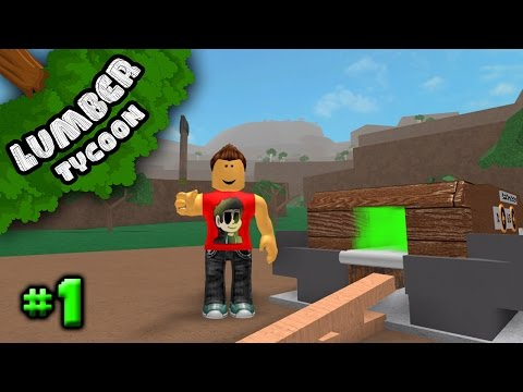 Lumber Tycoon 2 Ep. 1: HOW TO START? | Roblox