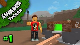 Lumber Tycoon 2 Ep. 1: COMMENT À START? Roblox