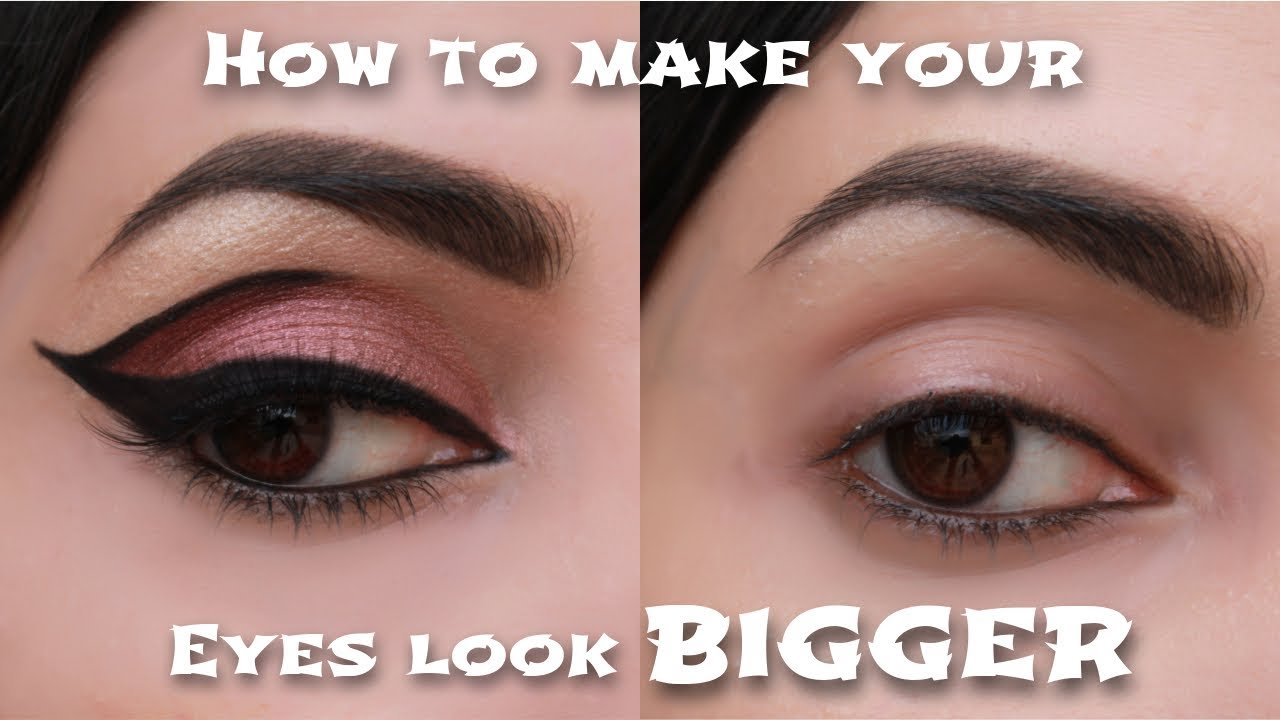 Makeup For Small Eyes Pakistani Makeup Artist Simple And Easy