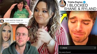 Trisha Paytas SPEAKS OUT about Shane Dawson...