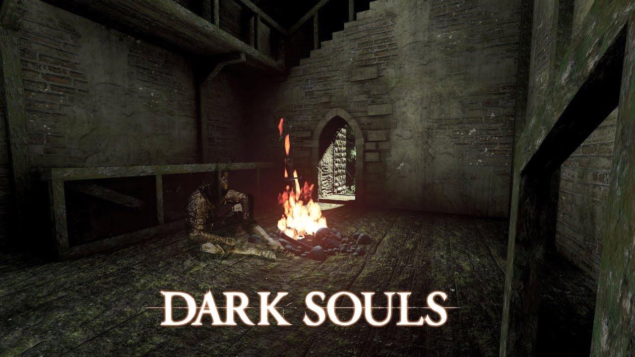 Dark souls Undead Parish [3d Studio Max e CryEngine 3] - YouTube