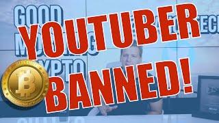 BREAKING NEWS! YouTube CRACKING DOWN on Crypto! Tron's Justin Sun has GREAT ADVICE on CNN & Bitcoin