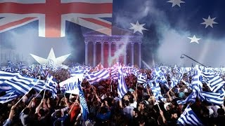 AUSTRALIA IS THE NEXT GREECE
