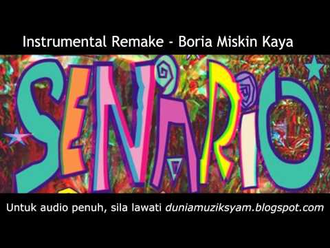 Instrumental/Karaoke Remake - Boria Miskin Kaya