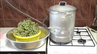 видео Виноградный сок