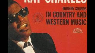 "Ray Charles  ""Worried Mind"""