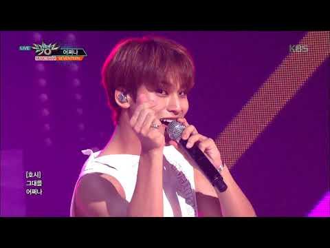 뮤직뱅크 Music Bank -어쩌나 - 세븐틴(SEVENTEEN).20180803