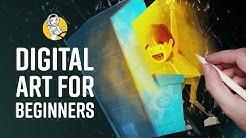 Digital Art for Beginners (2020 Edition)