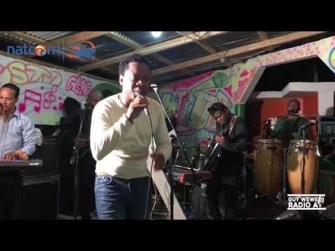 GRACIA DELVA: MASS KONPA LIVE BASSIN BLEU 24 AVRIL 2017