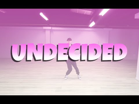 Undecided -  Chris Brown  Freestyle Dance  Chris Parry