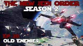 Star Wars Empire at War - The New Jedi Order 0.6 (New Republic) Ep 20 - Old Enemies
