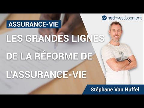 Les grandes lignes de la réforme de l'assurance-vie  [Vidéo BFM]