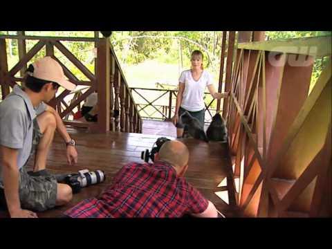 Paula Creamer & Natalie Gulbis In Malysia: Part 1