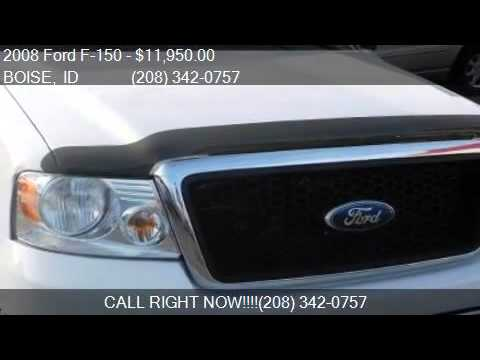 2008 Ford F 150 For In Boise Id 83704 At Tt Auto
