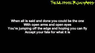 Papa Roach - What Do You Do? {Lyrics on screen} HD