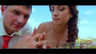 Иван и Катерина свадебный клип в Элисте