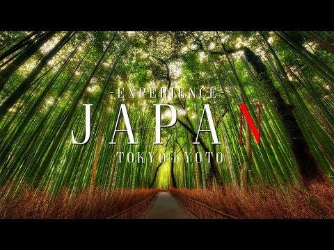 EXPERIENCE JAPAN - Tokyo/Kyoto Travel Film Sony A7III Mp3