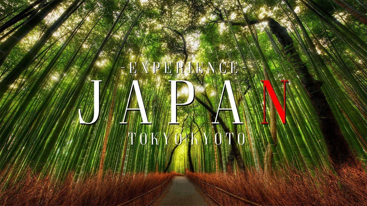 EXPERIENCE JAPAN - Tokyo/Kyoto Travel Film Sony A7III