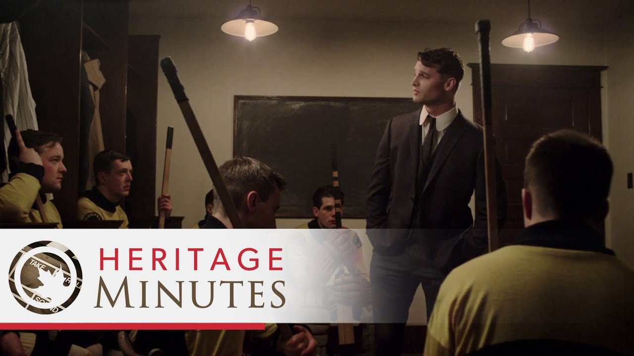 Heritage Minutes: Winnipeg Falcons
