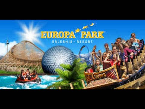 TOP 10  des attraction a europa park