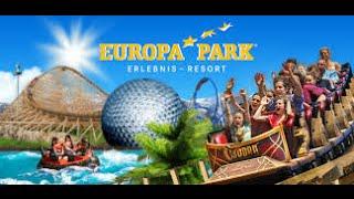 TOP 10  des attraction a europa park