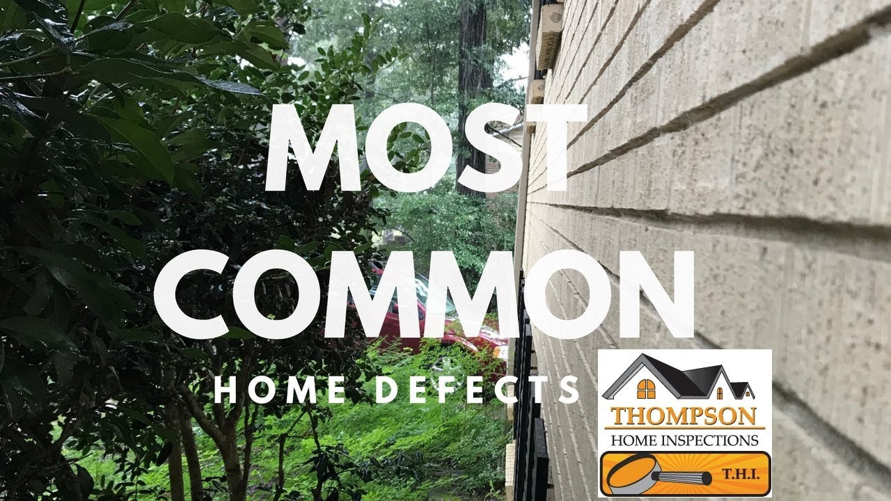 Thompson Home Inspections, Interesting Discoveries Revealed During Routine Home Inspections