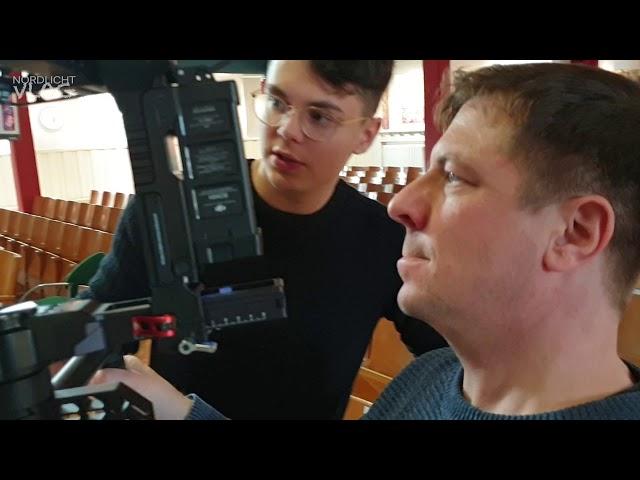 Musikvideo Dreh mit Kindern von Travemusik - VLOG