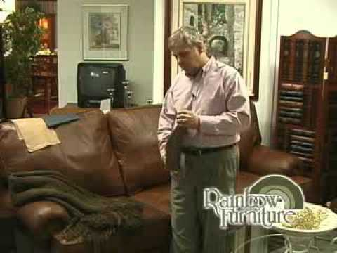 Norwalk Leather Furniure From Rainbow Furniture In Fort Wayne Indiana