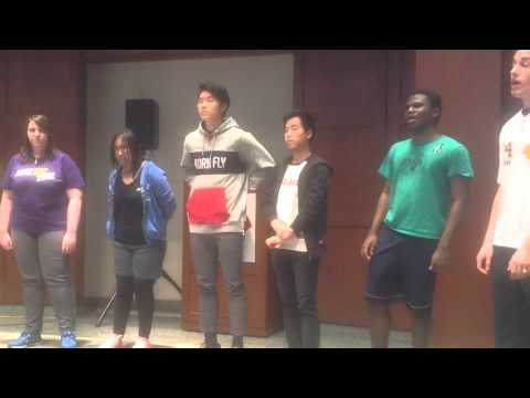 Stand By Me A Cappella - The Golden Chords