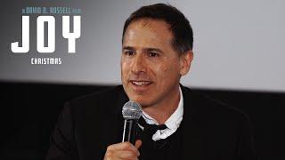JOY | Director David O. Russell DGA Q&A [HD] | 20th Century FOX
