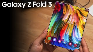 SAMSUNG GALAXY Z FOLD 3 - Its All Out!