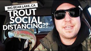 Big Bear Lake Report Late March