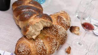 Traditional Israeli Shabbat Dinner with Maya Yosefi and Einav Gefen