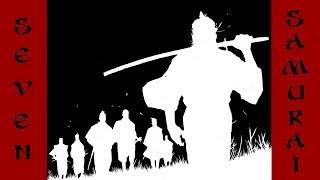 [О кино] Семь самураев (1954), Миссия (1986), Останься со мной (1986)