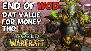 Patch 6.2: The Final Patch Of WoD - (WoW Discussion Ft: Big Matty)