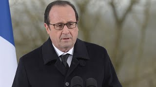 French President Calls for Unity After 'Horrific' Nice Attack (English Translation)